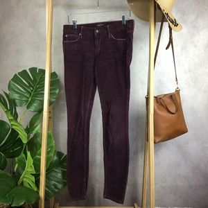 Mother The Looker Little Bit Country Corduroy Pant